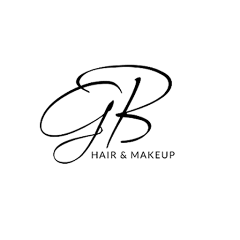 GB Hair & Make Up logo
