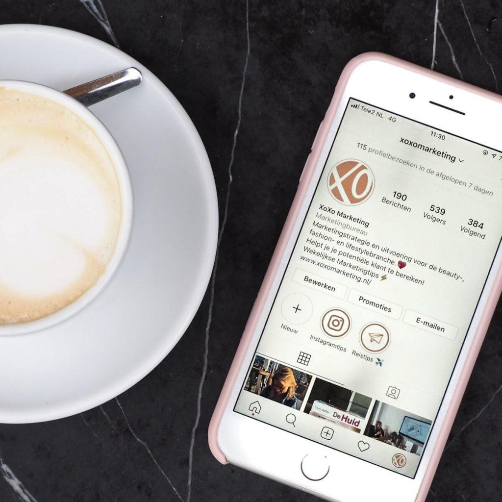 Social media abonnementen
