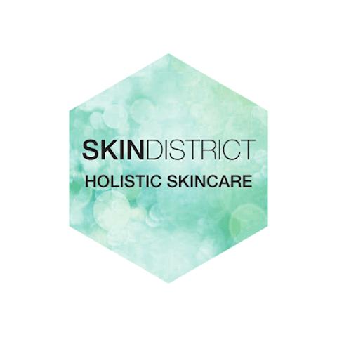 Skin District logo