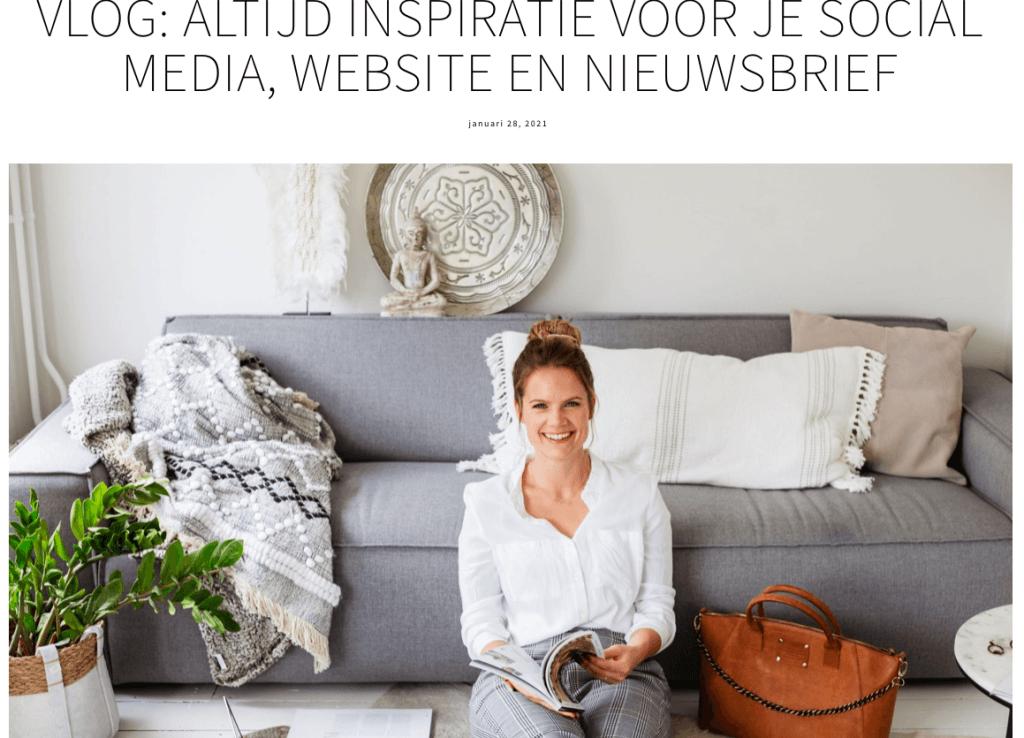 Manuela Warnar in de media