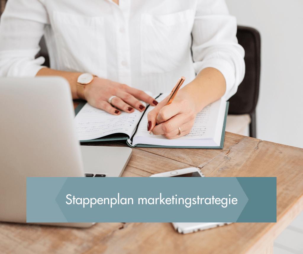 Stappenplan marketingstrategie