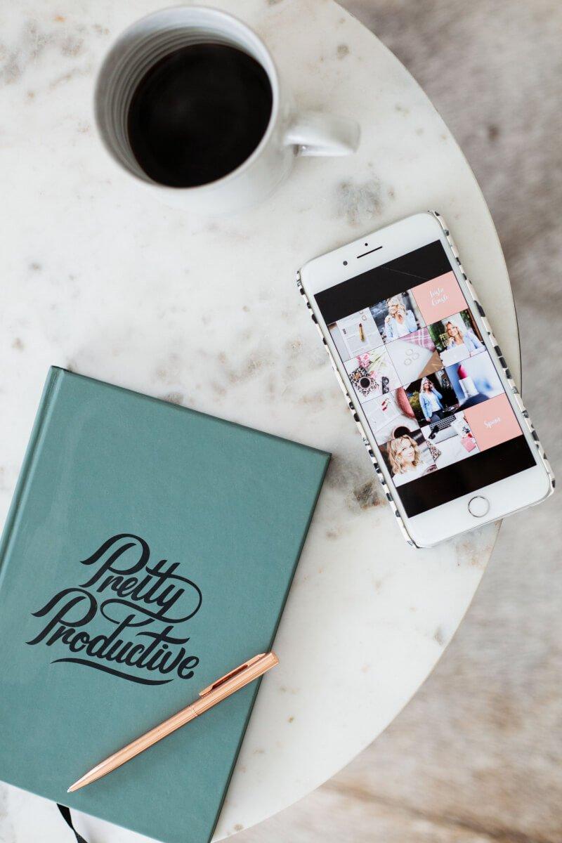Zo creëer jij een mooie Instagramfeed